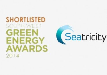 Seatricity Nominated for Green Award